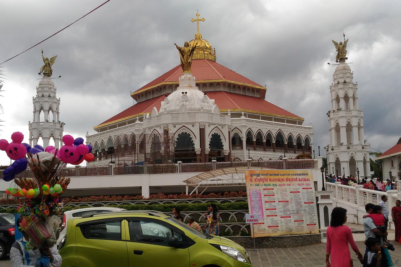 Edappally Church Kochi