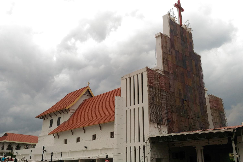 Edappally Old Church